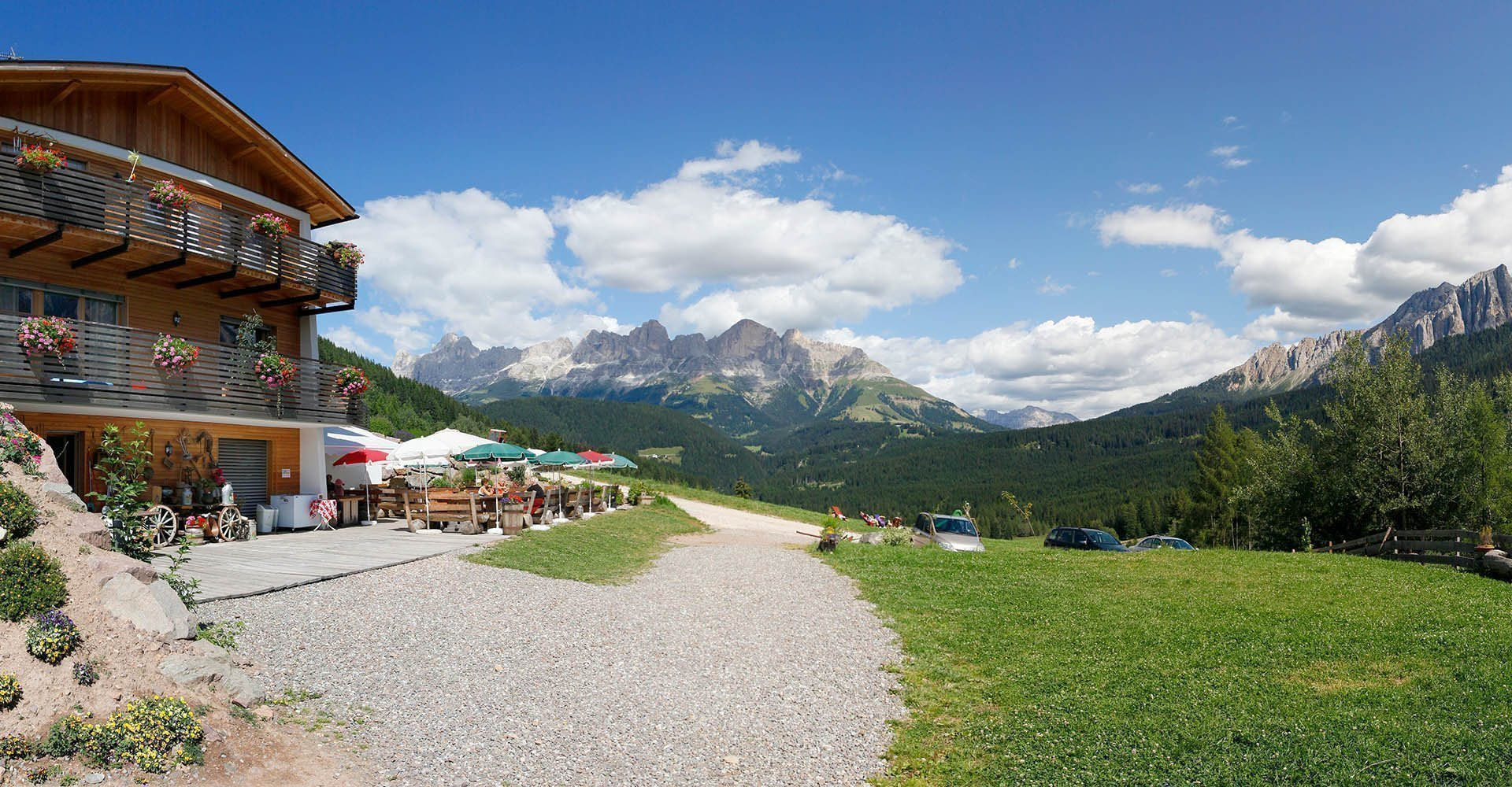 Südtiroler Küche und Tiroler Spezialitäten